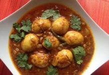 How to make egg curry egg ki sabji kaise banayen