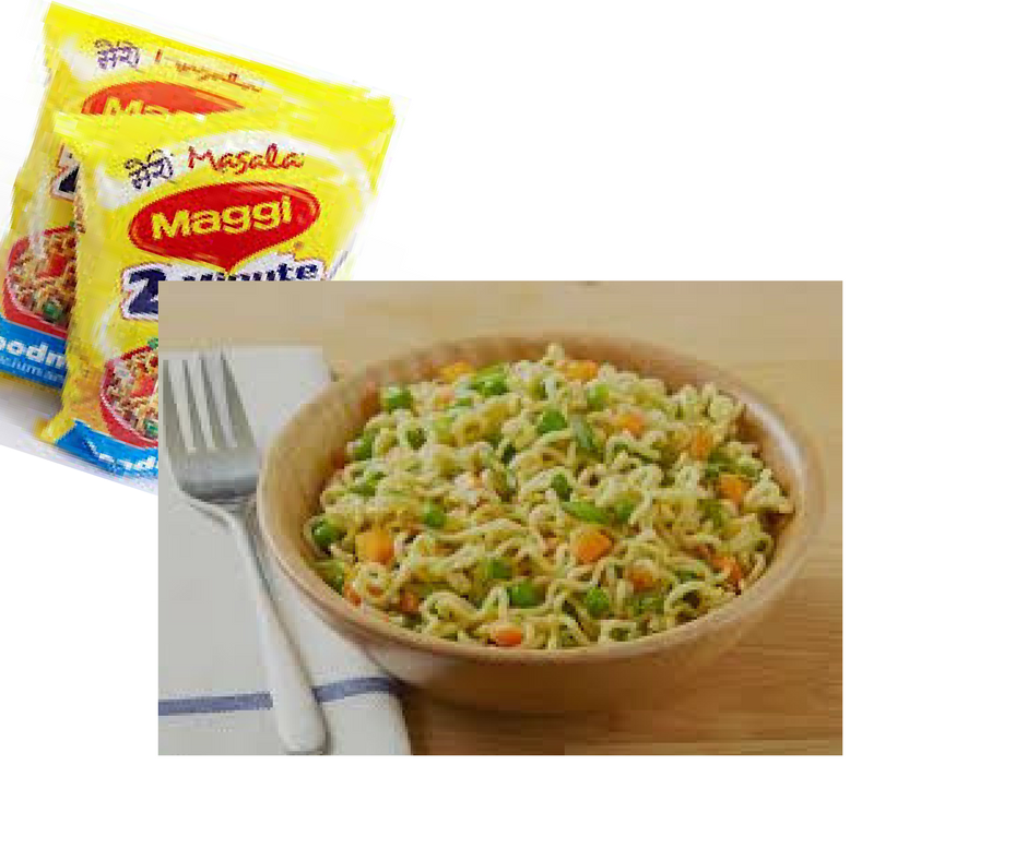 How to make maggi