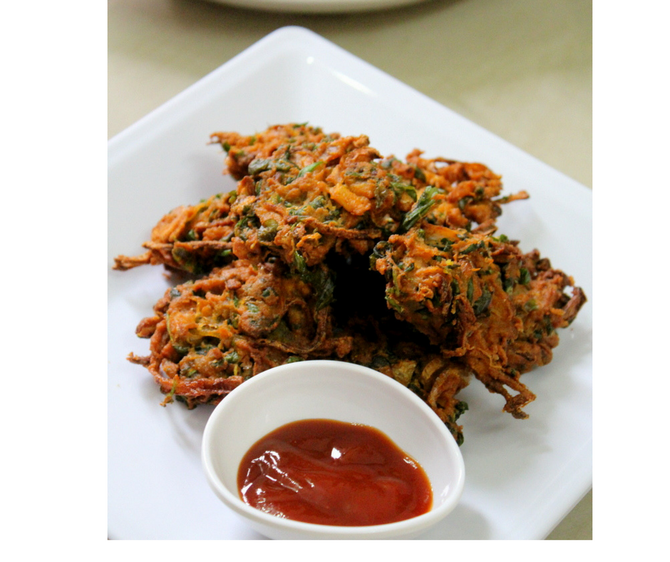 How to make Methi pakoda ?