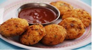 Potato Smily Recipe In Hindi? Step-Bt-Step With Photo