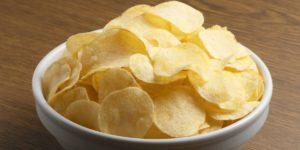 सूखे आलू के क्रिस्पी चिप्स बनाने की विधि!! How to make Crispy Aloo Chips In Hindi? Step-By-Step Photo