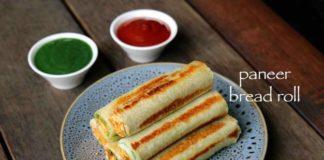 paneer cheese bread rol पनीर रोल कैसे बनाते है?