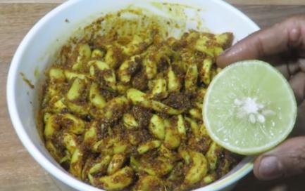 [पहली विधि]2019 की लहसुन का अचार बनाने की आसान विधि! Spicy Garlic Pickle Recipe In Hindi ||Step By Step Photo|| Step 17