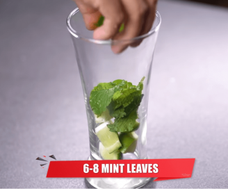 3 ways to make easily at home Mohito ||  Homemade MOJITO Recipe Step by Step Photo Step 3